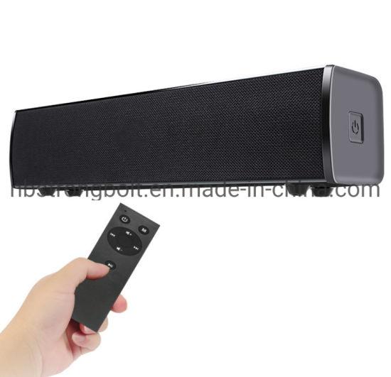 Soundbar Loudspeaker 5.0 Bluetooth Speaker Manufacturer 2.1 Intelligent Home Theater with Bass 2.4G Wireless Sbs06