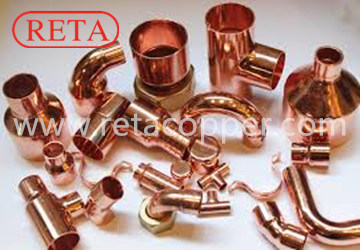 Copper Fitting Supplier and Manufacturer pictures & photos