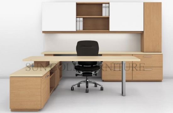 latest office table. Latest Design Furniture Freestanding Office Table With Returned Desk (SZ-ODT686)