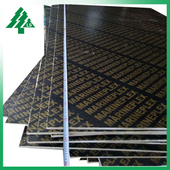18mm 21mm Construction/Formwork/Shuttering Concrete Plywood Sheet