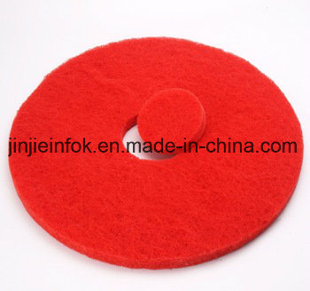 OEM Green Stone and Concrete Polishing Floor Pad pictures & photos