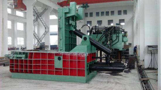 China Hydraulic Steel Baler Press Y81series