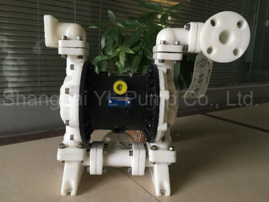 High Flow Planting Solutions Transfer Diaphragm Pump for Electronic Industry pictures & photos