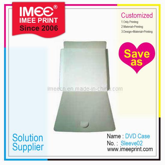 Imee Print Custom Design Printed DVD Case Sleeve 02