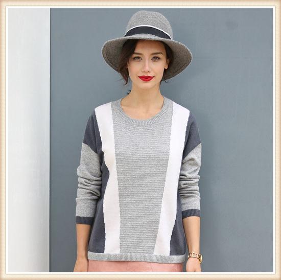 China 100 Cashmere Knitting Patterns Womens Sweater China