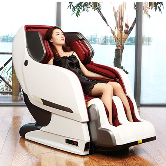 China Luxury Back Shiatsu Massage Chair 3D pictures & photos