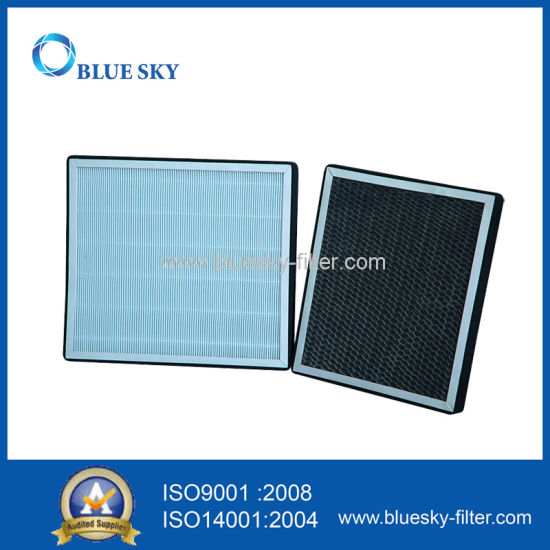 Air Purifier HEPA Filter Replacement and Active Carbon HEPA Filter pictures & photos