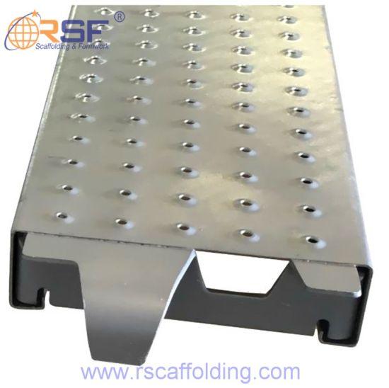 320mm Width Scaffold Steel Decks for Sale