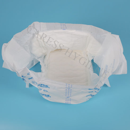 Disposable Adult Diaper for Incontinence People pictures & photos