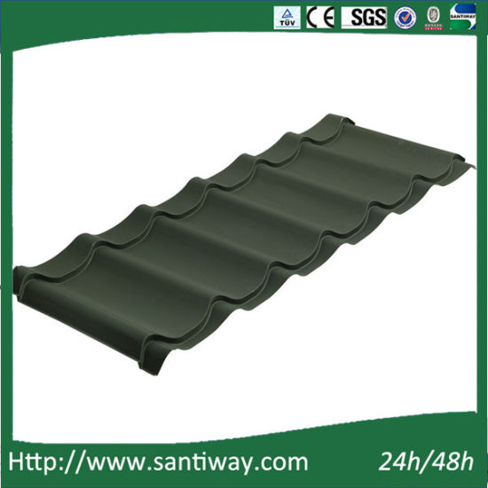 Coated Steel Sheet Corrugated Sheet Roofing Sheet pictures & photos