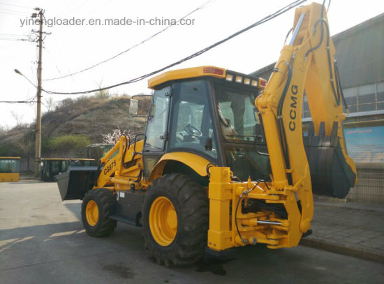 Backhoe Wheel Loader Wz30-25 pictures & photos