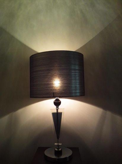 High Quality Iron E27 Table Light for House (TL1561/C+BT+WT)