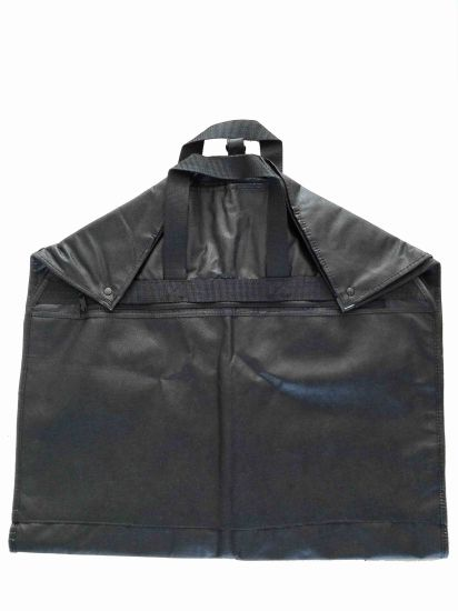 Foldable Non Woven Garment Bag with Press Button