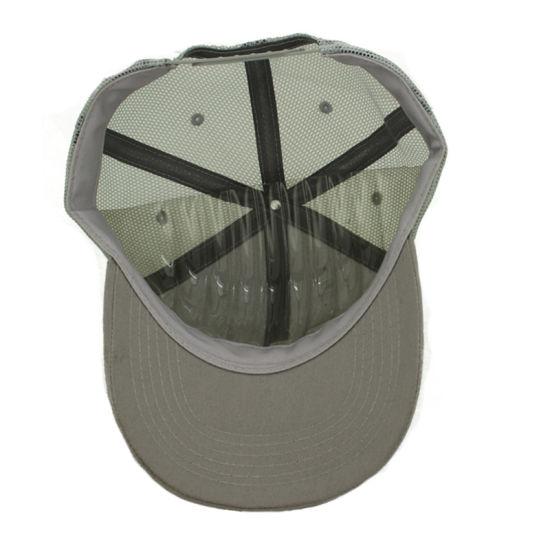 866d809274b China Custom 3D Puff Embroidery Mesh Cap Trucker Hats and Caps ...