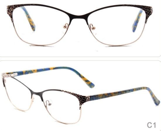 51c8da68dd4 Online 2018 High Quality Metal Stainless Steel Optical Beautiful Ready  Stock Glasses Frame Eyewear in Wenzhou. Get Latest Price