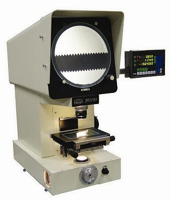 Reverse Image Profile Projector (JT12B3: 250mm, 100mmX50mm)