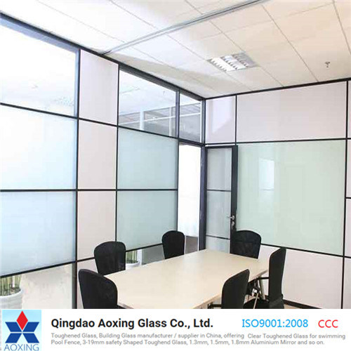 Frosting, Low Iron, Clear, Bronze, Grey, Blue, Green Float Glass pictures & photos