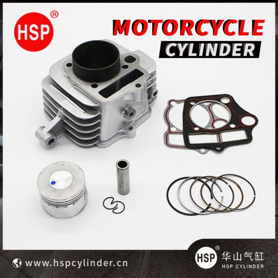 High Quality Motorcycle Parts Cylinder Block Kit for Honda WAVE110 (with handle) WAVE LARGE