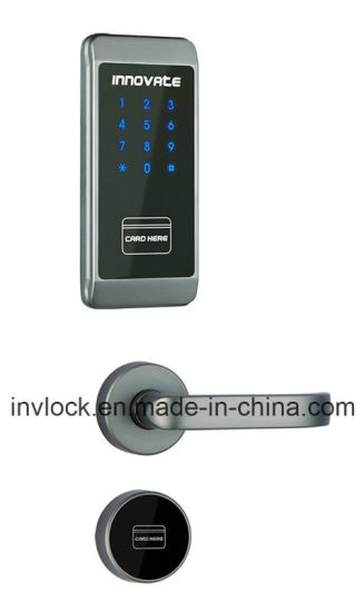 Separate Design Pin Pad Touch Screen Code Combination Electronic Lock pictures & photos