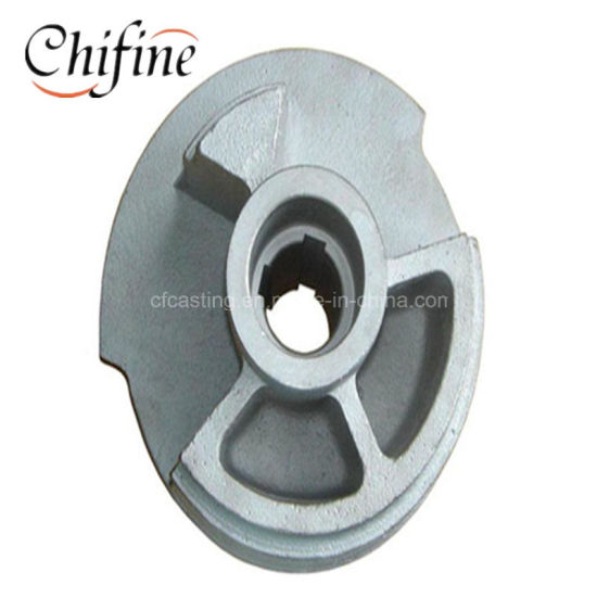 Steel Marine Part by Investment Casting pictures & photos