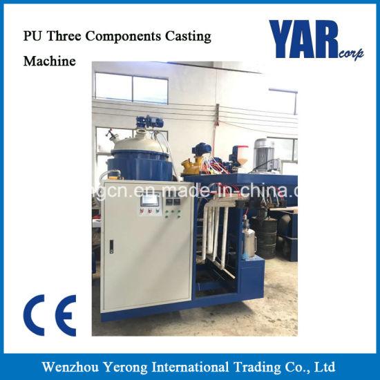 Customized Polyurethane Elastomer Seal Strip Injection Machine for Electric Cabinet Door