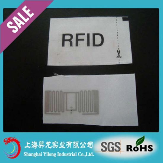 Passive EAS Inventory RFID Laundry Tag 122