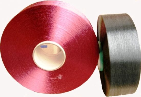 Polyester FDY Dope Dyed Yarn 50d/24f