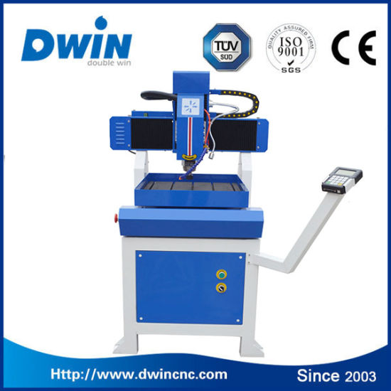 Mini CNC Metal/Jade/Stone Engraving Carving Router Machine pictures & photos