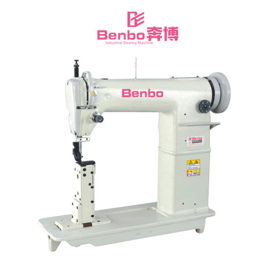 Single/Double Needle Post-Bed Lockstitch Sewing Machine