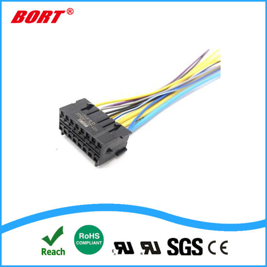 Led Light Appllication Wiring Harness And Cable Assembly Universal Custom Rohs Lighting Audio Guitar Automotive Wire: Universal Automotive Wiring Harness At Jornalmilenio.com