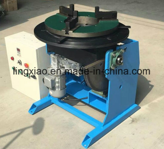 Ce Certified Welding Table HD-600 for Circular Welding pictures & photos