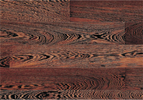 China High End Wenge Engineered Plywood Laminated Wood Flooring