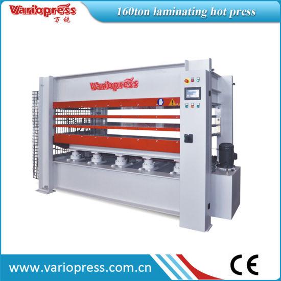 2018 Hot Sale Laminated Hot Press Machine