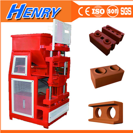 Hr2-10 Lego Automatic Hydraulic Hollow Interlocking Block Making Machine Clay Brick Making Machine Price pictures & photos