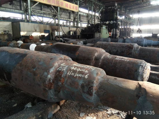 Forged Shaft Open Die Forging Free Forging pictures & photos