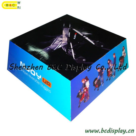 Exhibition Show Unique Paper Display (B&C-C021)