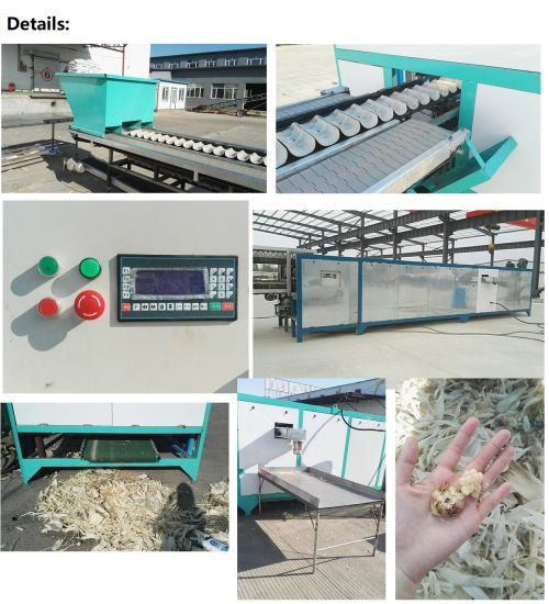 Industrial Automatic Corn Peeler and Sheller pictures & photos
