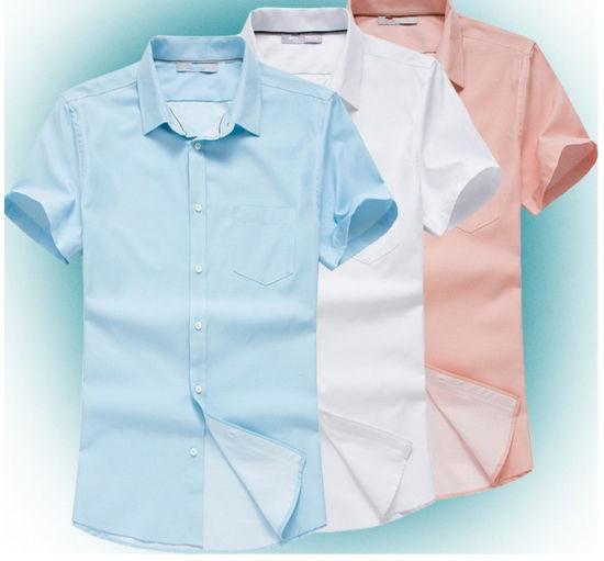 China High Quallity Custom Cotton Business Short Sleeve Men Polo