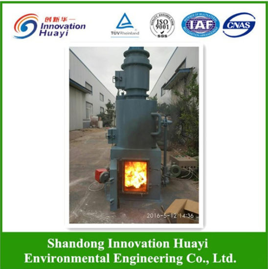 Incinerator for Medical Waste for Hospital pictures & photos