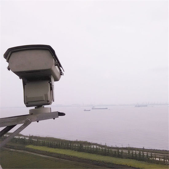 5km Visible Infrared 4km Thermal Imaging HD PTZ IP CCTV Camera pictures & photos