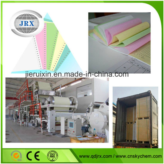 High-Grade Carbonless Paper, NCR Paper (CB, CFB, CF paper)