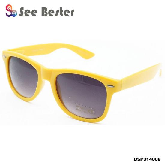 4879adef48 2018 Wholesale Custom Logo Promotional Fashion Plastic Sunglasses