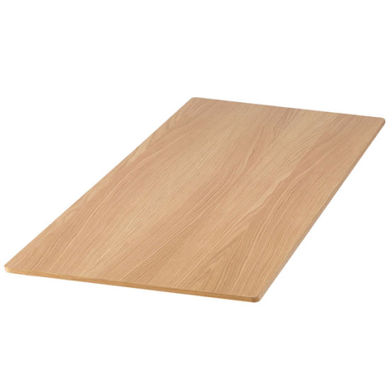 Rectangle Round 4 Edges 15mm Thickness Melamine Table Top