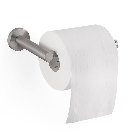 Bathroom Set Toilet Paper Storage Metal Kitchen Stand Healthy Hardware Shelf Paper Towel Dispenser Toilet Paper Holder