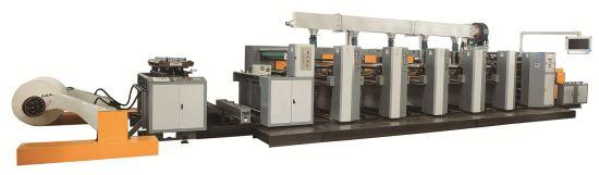 High Speed Flexo Printing Machine for Paper Bag
