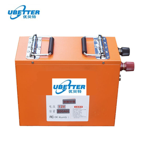 24V 100ah Solar System 7ah 12V 20ah 48V 200ah LiFePO4 Battery Pack
