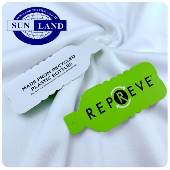 American Brand RPET Repreve 100 Recycled Polyester Interlock Fabric