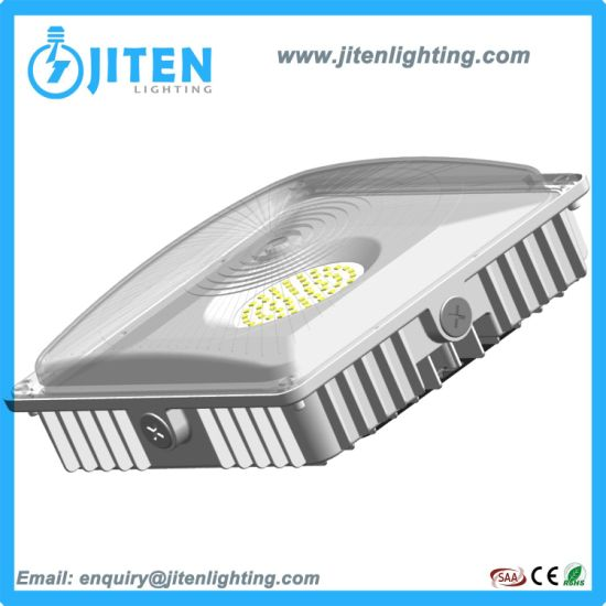 American Style Outdoor Lighting Surface Mounted Industrial Lights for Gas Station 40W LED Canopy Light