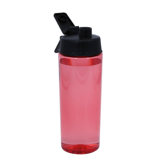 Spray Water Bottle Portable Outdoor Sports Gym Drinking Shaker 400ml 600ml