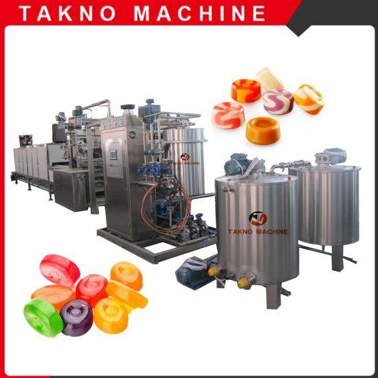 2019 Newly Designed Hard Candy Making Machine Small Capacity 150kg